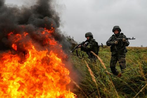 Военкор предрек возможное начало Третьей мировой из-за задержанных в Белоруссии «российских боевиков»