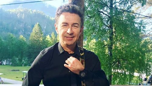 Валерий Сюткин снова стал отцом