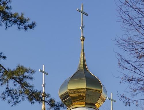Сообщения о нападении человека с ледорубом на полицейского в московском храме опровергнуты