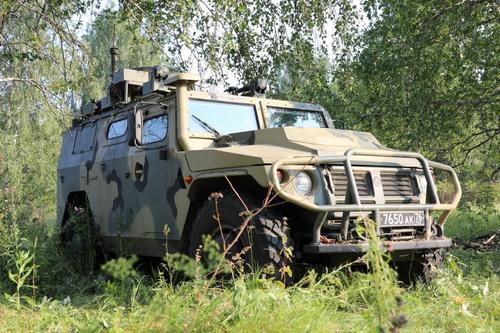 Бронированные мобильные пункты управления впервые применят на учении двух армии ЦВО