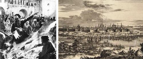 В этот день в 1705 году в Астрахани началось крупное народное восстание
