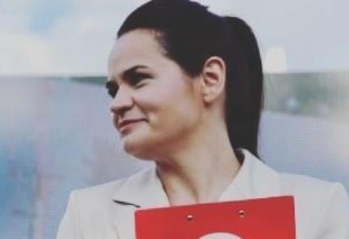 Тихановская не намерена участвовать в протестных мероприятиях