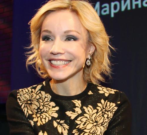 Марина Зудина рассказала об отношениях с Андреем Смоляковым