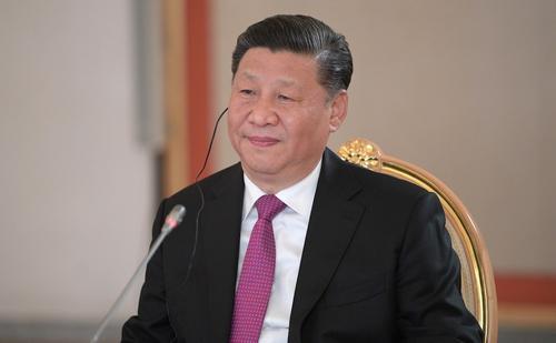 Председатель КНР поздравил Лукашенко с победой на выборах