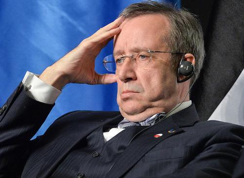 Экс-президент Эстонии раскритиковал политику между ЕС и Белоруссией
