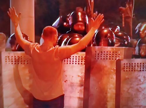 Российский военкор пропал во время акций протеста оппозиции в столице Белоруссии