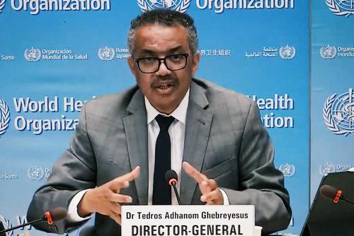 В ВОЗ сообщили о «зеленых ростках надежды» в борьбе с коронавирусом
