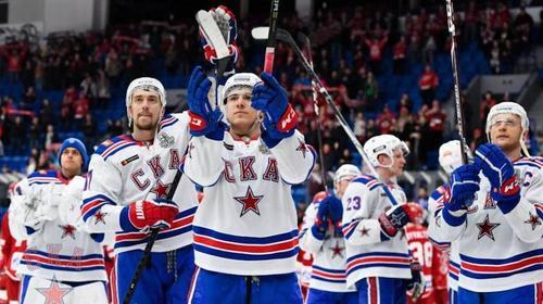 Хоккей в России оживает