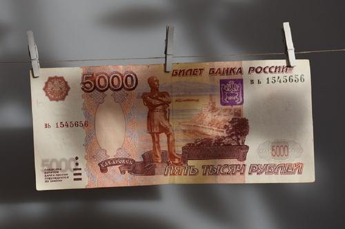 Бюджетный дефицит в РФ к концу года может составить до 5 трлн рублей