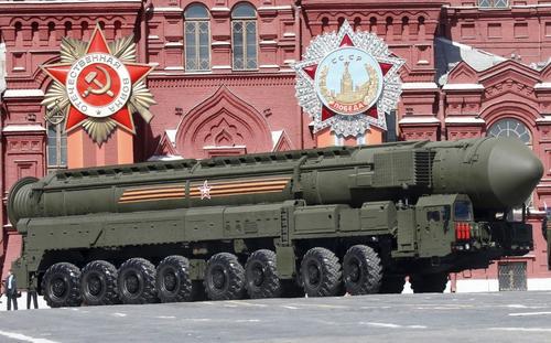 Хотите начать ядерную войну? Пошлите ракету (любую ракету) в сторону России