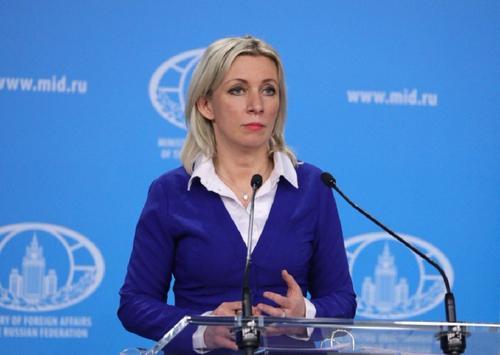 Мария Захарова прокомментировала попытки обнаружить в Белоруссии «русский след»