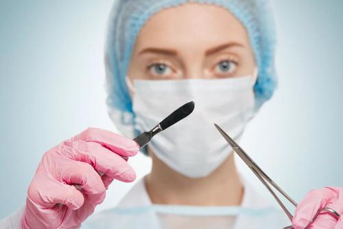 Лечебные операции в пластической хирургии