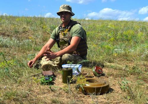 Разведка ДНР сообщила о потерях ВСУ в результате взрыва у позиций морпехов под Горловкой