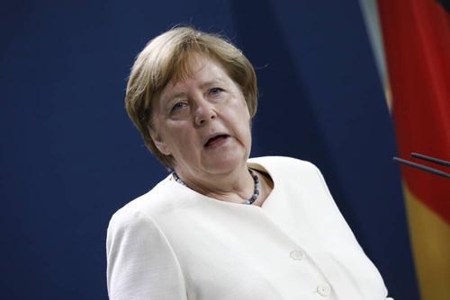 Меркель потрясли новости о насилии в отношении протестующих в Белоруссии
