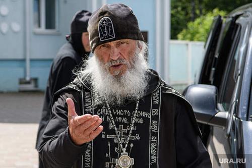 «Люди Белоруссии, зачем вам майдан против любящего вас президента Лукашенко?», к белорусам обратился схиигумен Сергий