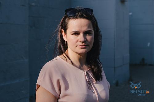 «Мирный выход граждан на улицу власть превратила в кровавую бойню», появилось первое видео Тихановской после отъезда из Беларуси