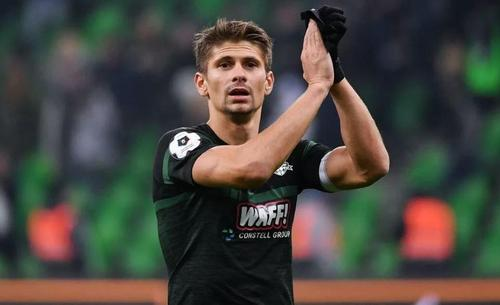 «Мы выступаем не за Лукашенко, а за страну», капитан сборной Беларуси по футболу не будет пропускать матчи из-за протестов
