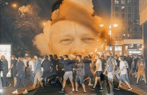 Командир «эскадрона смерти»: кто отдавал приказы силовикам во время разгона акции протеста в Минске