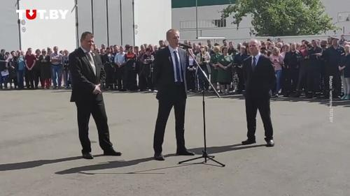 Директор Минского завода колесных тягачей признал поражение Лукашенко на выборах