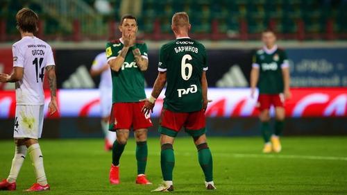 «Локомотив» одержал победу над «Краснодаром» - 1:0