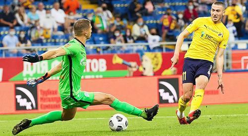 «Ростов» проиграл «Зениту» - 0:2