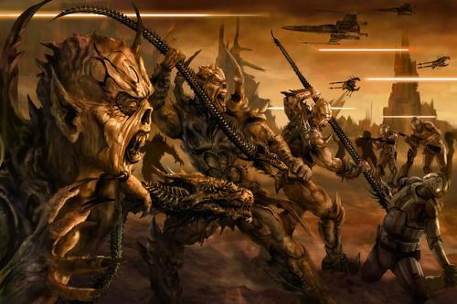 Юужань-Вонги – разрушители «Звёздных войн». О том, что стоит реализовать в новых кинотрилогиях франшизы