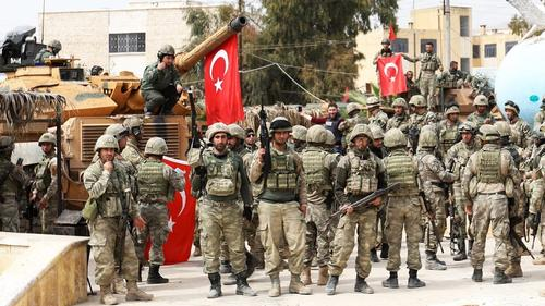 Турецкие военные занялись грабежом в Сирии