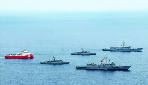 США поддерживают Кипр в конфронтации с Турцией, Анкаре на это наплевать