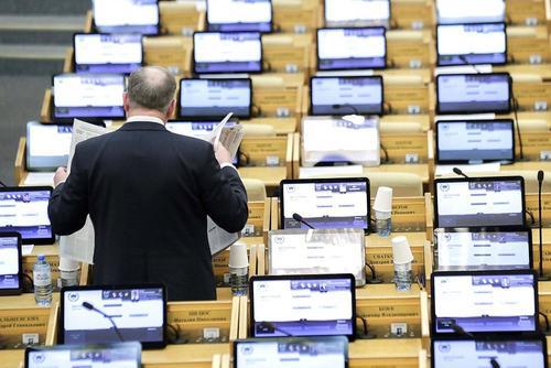 Все депутаты Госдумы от Ставрополья за год «приросли» доходами