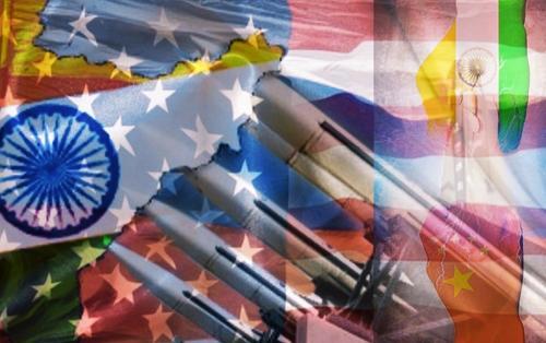Противостояние Индии и Китая подогревают в США