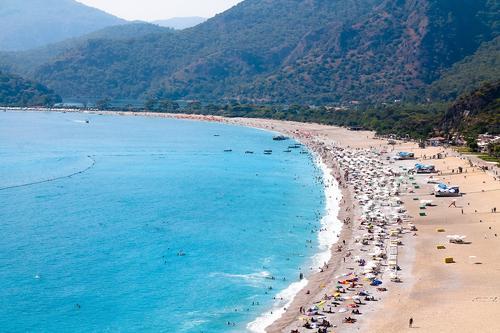 На турецком курорте едва не погиб россиянин - Аргументы Недели