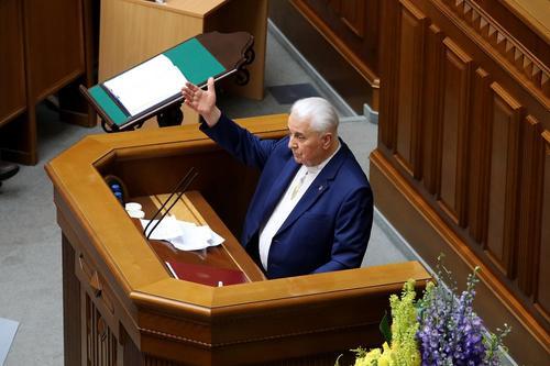 Первый президент Украины назвал единственный способ прекратить войну в Донбассе
