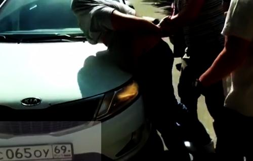 Задержанная группа охотилась за лидером ополчения в Твери?