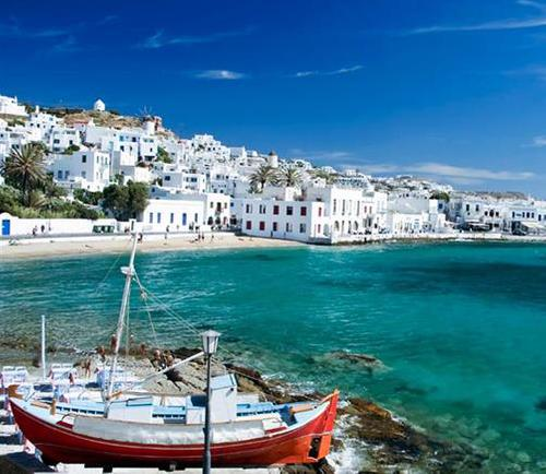 Греция: карантинные новости для туристов и школьников