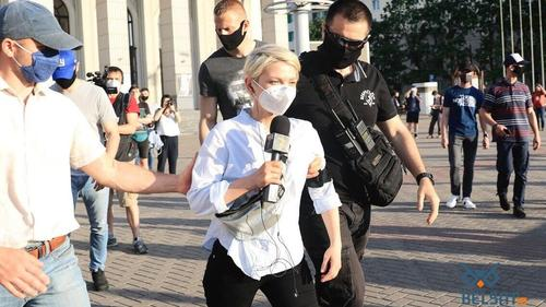 Белорусская ассоциация журналистов потребовала от властей  «разблокировать сайты, прекратить давление на прессу»