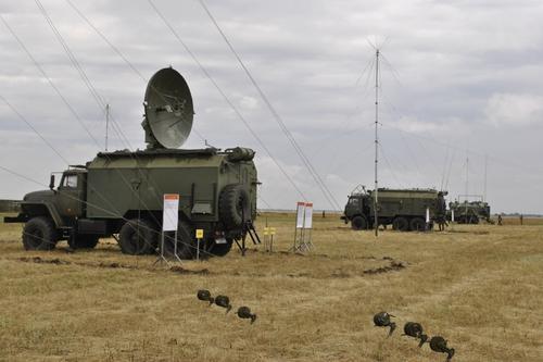 В Екатеринбурге впервые представят комплекс подавления спутниковой связи «Тирада»