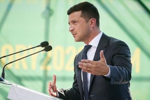 Зеленский выразил одобрение идее посредничества ЕС в ситуации в Белоруссии