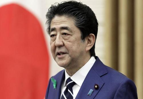 Премьер Японии Синдзо Абэ объявил, что покидает свой пост из-за состояния здоровья