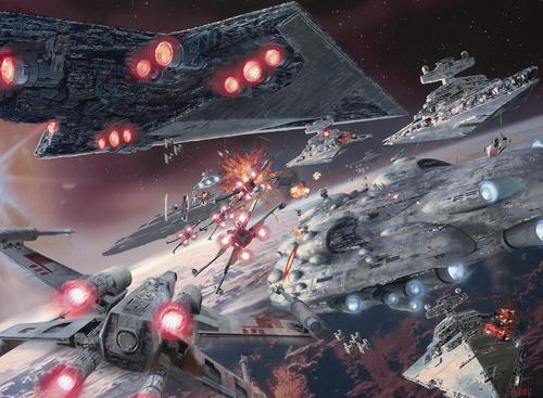 Продажа франшизы Лукаса «Диснею» привела к отмене качественных сюжетных линий: чего нас лишили в будущих «Звёздных войнах»