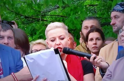 Оппозиция в Белоруссии заявила о намерении создать политическое движение