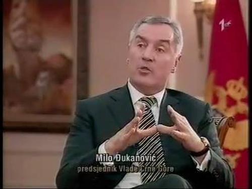 Президент Черногории Мило Джуканович не признал поражение на выборах