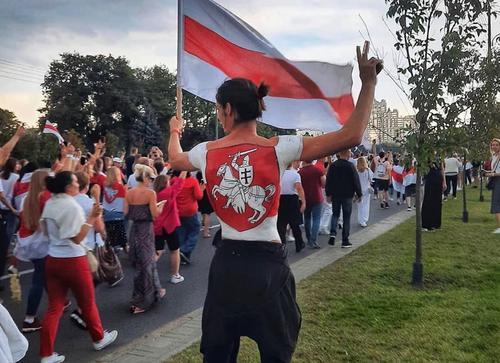 Студенты Беларуси начали свой учебный год с забастовки. Они не согласны с результатами президентских выборов
