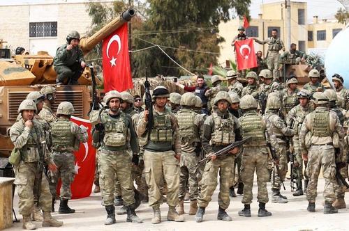 Турки угрожают быстро разгромить Грецию