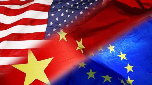 США и Китай начали борьбу за Европу