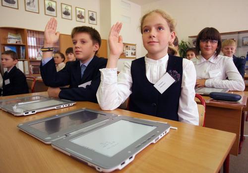 В России набирает популярность семейное школьное обучение