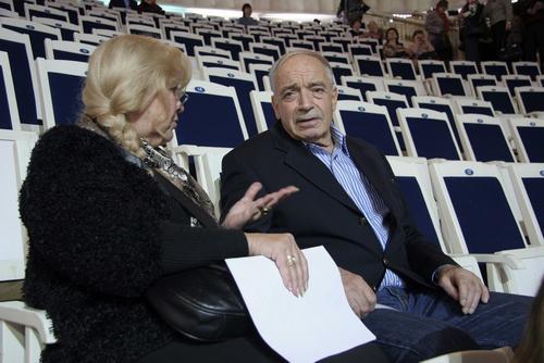 Ольга Остроумова рассказала о самочувствии юбиляра Валентина Гафта
