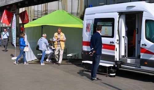 Депутат МГД Лариса Картавцева: В Москве открылось 450 пунктов вакцинации от гриппа