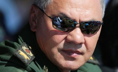 Шойгу высказал свое негодование спецпредставителю ООН по Сирии