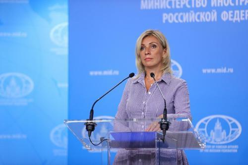 Мария Захарова: ФРГ специально затягивает процесс расследования ситуации с Навальным