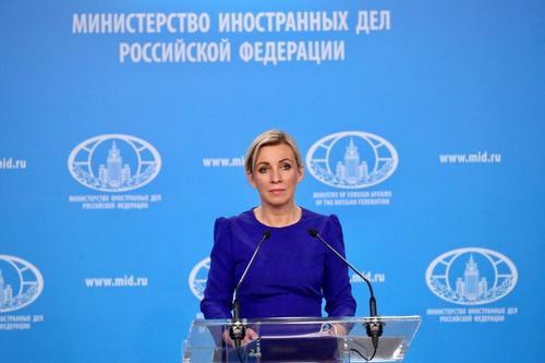 По мнению Марии Захаровой, «Берлин блефует» в ситуации с Навальным